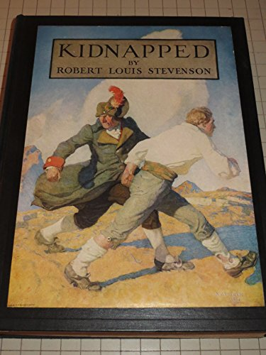 Kidnapped - Robert Louis Stevenson - 1941 Edition - for sale  Delivered anywhere in USA