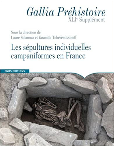 Téléchargement Gallia Préhistoire, Supplément N° 41 : Les sépultures individuelles campaniformes en France epub pdf