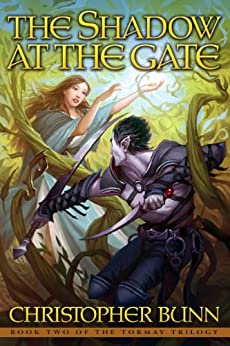The Shadow at the Gate (The Tormay Trilogy Book 2) by [Bunn, Christopher]