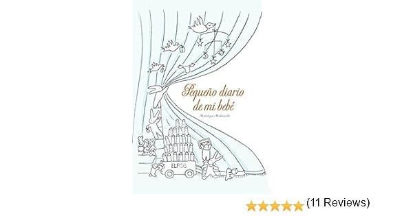 Pequeño diario de mi bebe: Amazon.es: Claire Laude, Aurélie ...