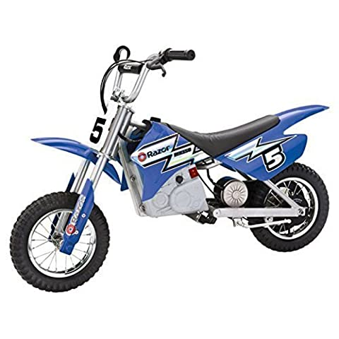 Razor Dirt Rocket Mx350 2009 Battery Powered Electric Motorcycle for Kids and Adults