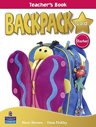 Read Online Backpack Gold Starter Teacher's Book New Edition ebook