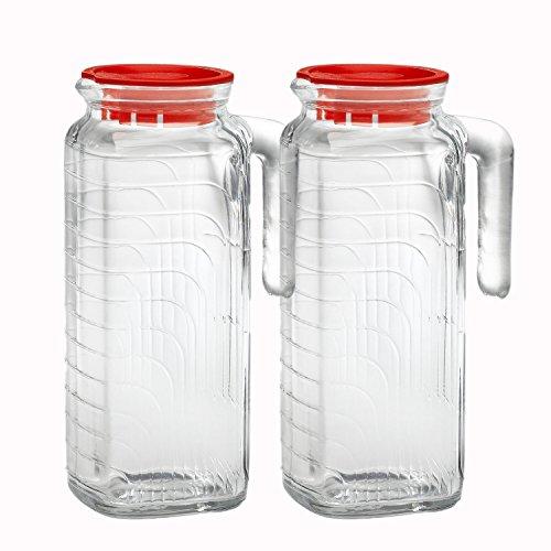 Bormioli Rocco Gelo Glass Liter