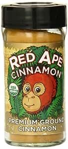 Red Ape Cinnamon Premium Ground Cinnamon, 2.3 Ounce