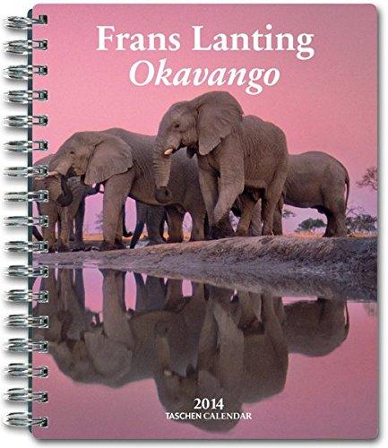 Frans Lanting: Okavango - 2014: Spiral Diary (Taschen Spiral Diaries)