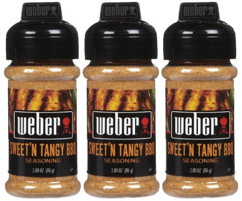 Weber Grill Seasoning SweetN Tangy