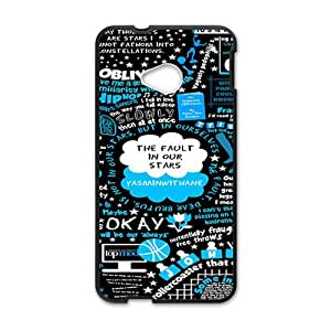 Happy Cest la vie (that's life) Cell Phone Case for HTC One M7