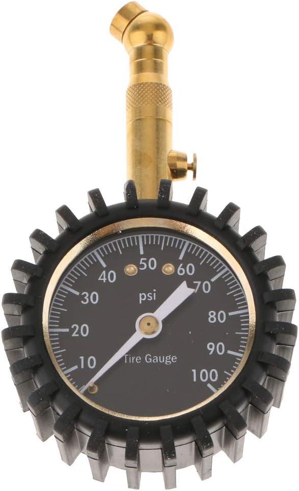 kesoto Car Motorcycle Tire Pressure Gauge 0-100psi