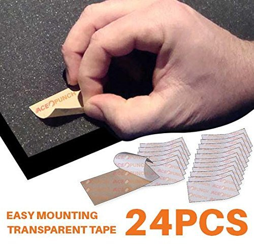 ace-punch-24-pieces-diy-easy-quick-sticky-double-sided-clear-high-adhesive-mounting-tape-tabs