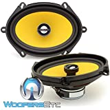 JL Audio C1-570x 5 x 7/6 x 8 120W RMS 2-Way C1 Series Coaxial Speakers