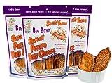 Sweet Potato Dog Chewz – 3 Pack- Value Pack Big Boyz, My Pet Supplies
