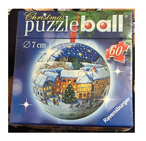Christmas Puzzle Ball