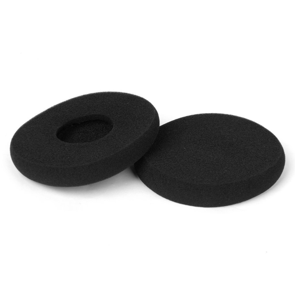 Replacement Ear Pads Ear Cushions For Logitech H800 H 800 Headset Black