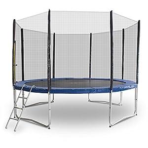 Gartentrampoline Trampoline Outdoor-Trampoline Fitness-Trampoline 305cm ,...