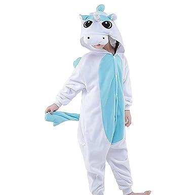 Unicornio Creativo Unicornio Pijama Traje de Noche Cosplay ...