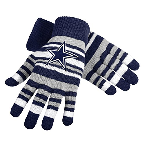 559234f115d Forever Collectibles NFL Dallas Cowboys Stretch Gloves - Buy Online in  Oman. | Sports Products in Oman - See Prices, Reviews and Free Delivery in  Muscat, ...