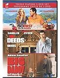 50 First Dates/Mr. Deeds/Big Daddy (Bilingual)