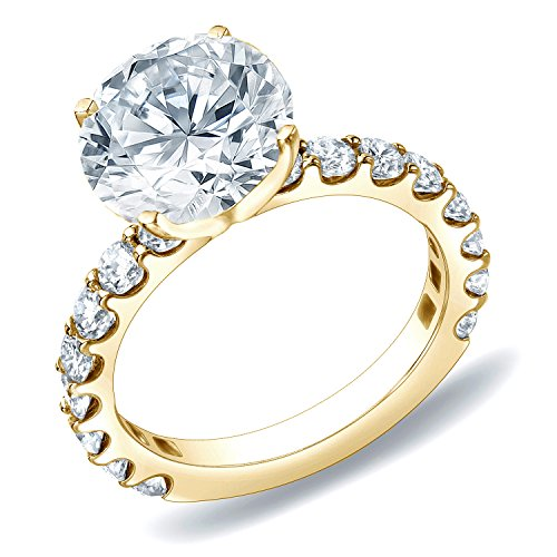 IGI-Certified-14k-Gold-Round-Cut-Diamond-Engagement-Ring-2-cttw-H-I-SI1-SI2-Size-4-9