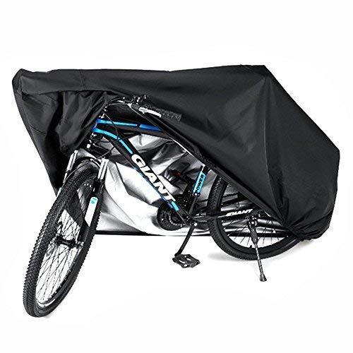Copribicicletta impermeabile Coverbike Grigio protegge la bici da acqua neve