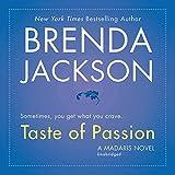 Taste of Passion (Madaris Family Novels, Book 15)