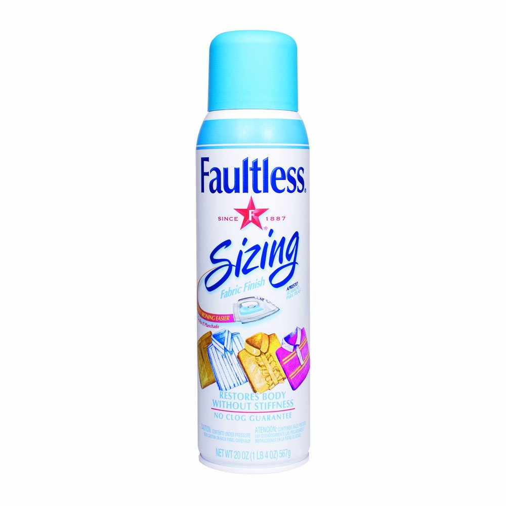新品入荷 Faultless Sizingスプレー20 oz cans ( Pack of 2 Faultless ) cans ) B06XJ8C2LN, ヨナグニチョウ:3d0e25b6 --- egreensolutions.ca