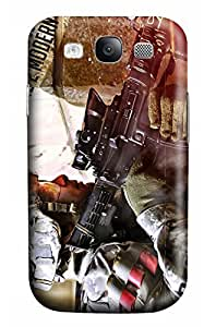 Call of Duty Ghosts2 PC Hard case for samsung galaxy s3 3d