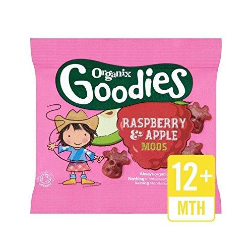 Organix Goodies Fruit Moos Raspberry 12g - Pack of 6