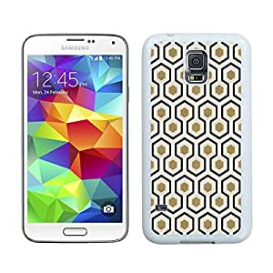 Hit Color Honeycomb S5 Case Best New Samsung Galaxy S5 Case White Cover