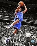 Russell Westbrook OKC Thunder NBA Spotlight Action Photo #12 8x10