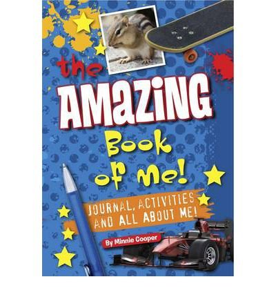 Read Online Amazing Book of Me Boys: Journal, Diary, Quizzes, All About Me! (Amazing Book of Me) (Hardback) - Common pdf