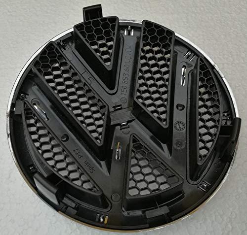 7e0853601 C emblema griglia anteriore VAG Ricambi Originali