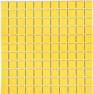 #S10B Mosaic Wallpaper Border Glass//Stone 298 x 72 x 8 mm Gold