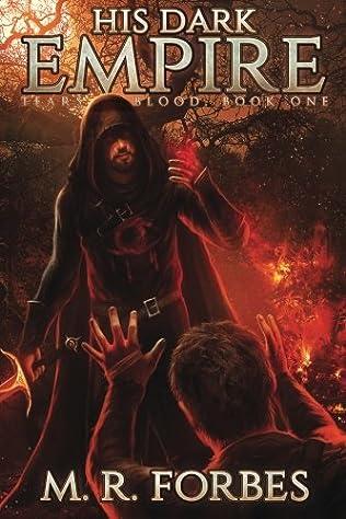 book cover of His Dark Empire