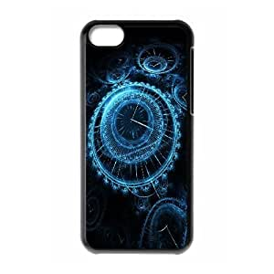 XiFu*Meiiphone 6 4.7 inch Cases Minutes and Seconds, Case for iphone 6 4.7 inch for Boys - [Black] OkaycosamaXiFu*Mei