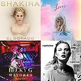 Shakira and More