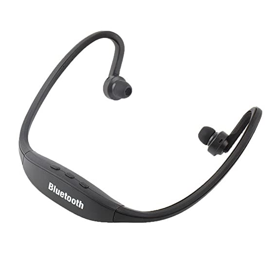 Bluetooth Wireless Headset Stereo Headphone Earphone Handfree Sport Universal Auriculares Headphones Earbuds With Mic SD Card