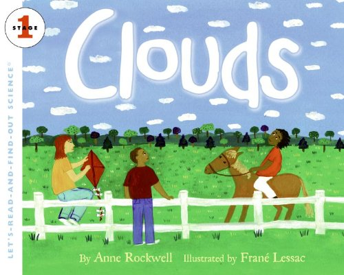 Clouds (Turtleback School & Library Binding Edition) (Let's-Read-and-Find-Out Science, Stage 1) PDF