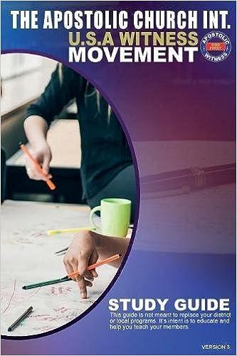 Apostolic Church International Witness Movement Study Guide