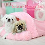 Affetto Luxury Pocket Bed Pink Large For Sale