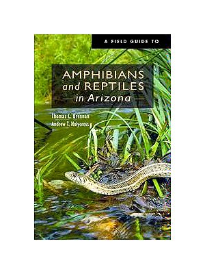 - A Field Guide to Amphibians and Reptiles in Arizona