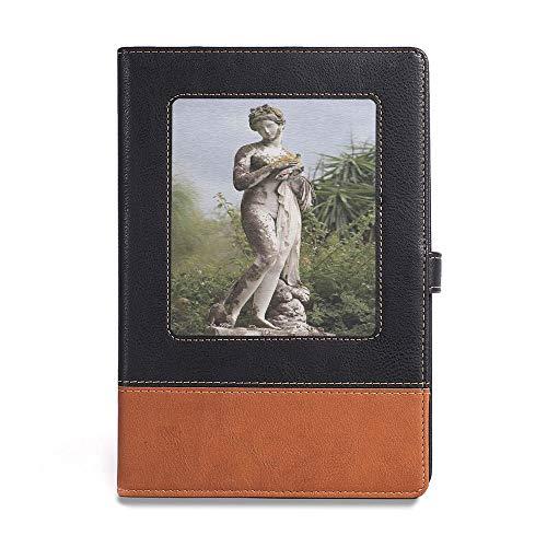 Durable Journal Writing Notebook,Sculptures Decor,A5(6.1