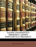 Lunds Universitets Ã…rsskrift, Lunds Universitet, 1147647852