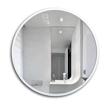 Amazon.com: Wall Mirror Wall-Mounted Bathroom Mirror ...