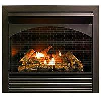 """ProCom 32"""" Zero Fireplace Insert wi..."""