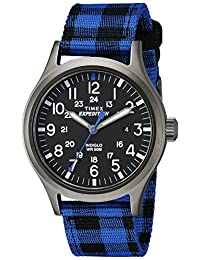 Timex Men's TW4B021009J Expedition Field Stainless Steel Watch