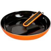 Jetboil Summit Skillet Non Stick Camping Cookware for Jetboil Backpacking Stoves