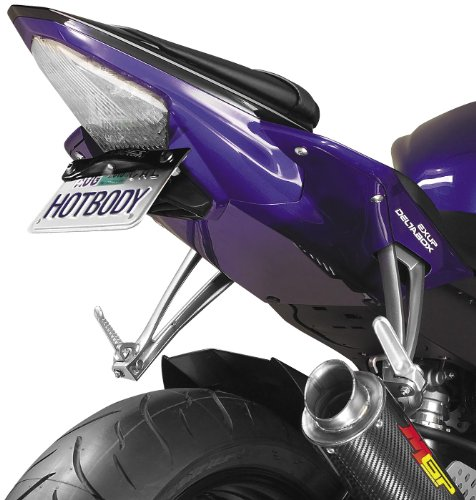 11-13 HONDA CBR250R: Hotbodies Racing TAG Fender Eliminator Kit (TEXTURED - Fender Kit Racing Eliminator