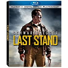 The Last Stand [Blu-ray] (2013)