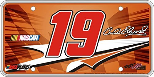 Race Plates Signature Series #19 Carl Edwards License Plate