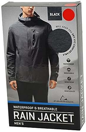 Paradox Waterproof Amp Breathable Men S Rain Jacket At